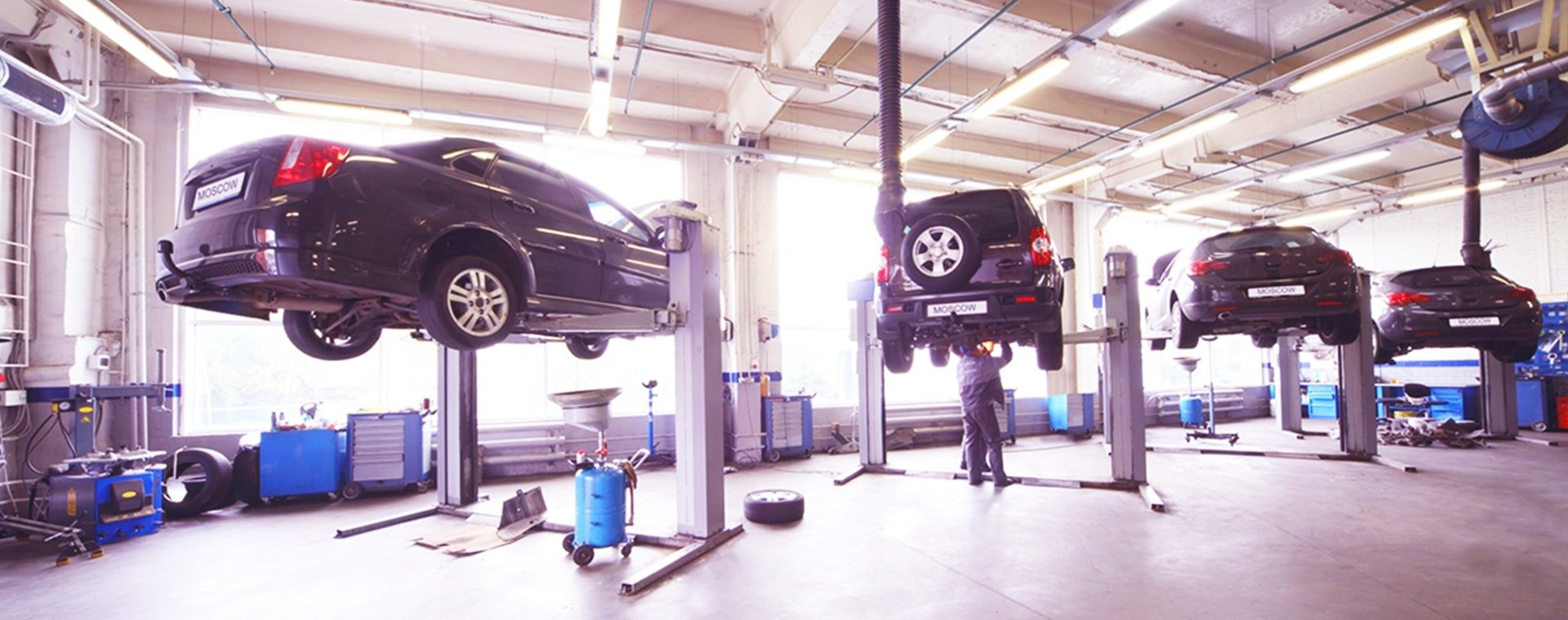 Car Repair Stations